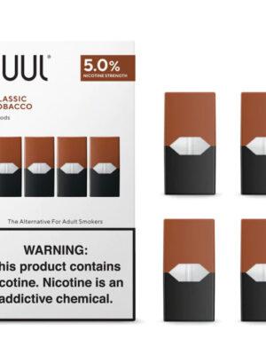 JUUL Pod Classic Tobacco
