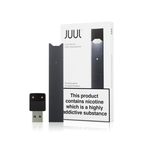 LIMITED TIME SILVER JUUL DEVICE BUNDLE
