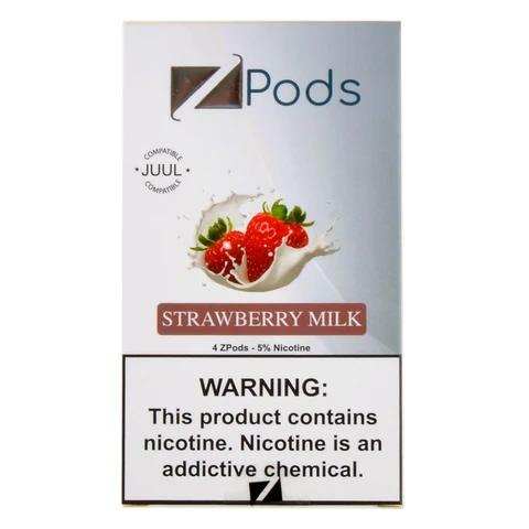 Ziip Strawberry Gum 4 Pods