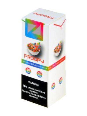 Ziip Froopy Nicotine Salt E-Liquid